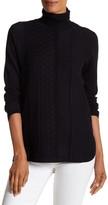 Cullen Multi Stitch Turtleneck Sweater