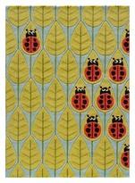 Nobrand No Brand Ladybug Rug