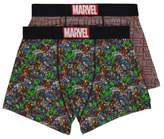 George Marvel Avengers Trunks 2 Pack