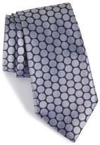 Nordstrom 'Sixties Circles' Dot Silk Tie