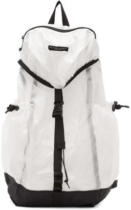 Engineered Garments White UL Backpack
