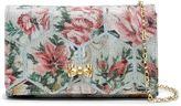Ted Baker Patchwork Jacquard Evening Bag
