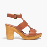 Madewell The Irving Sandal