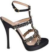 Alberta Ferretti Embellished Sandals