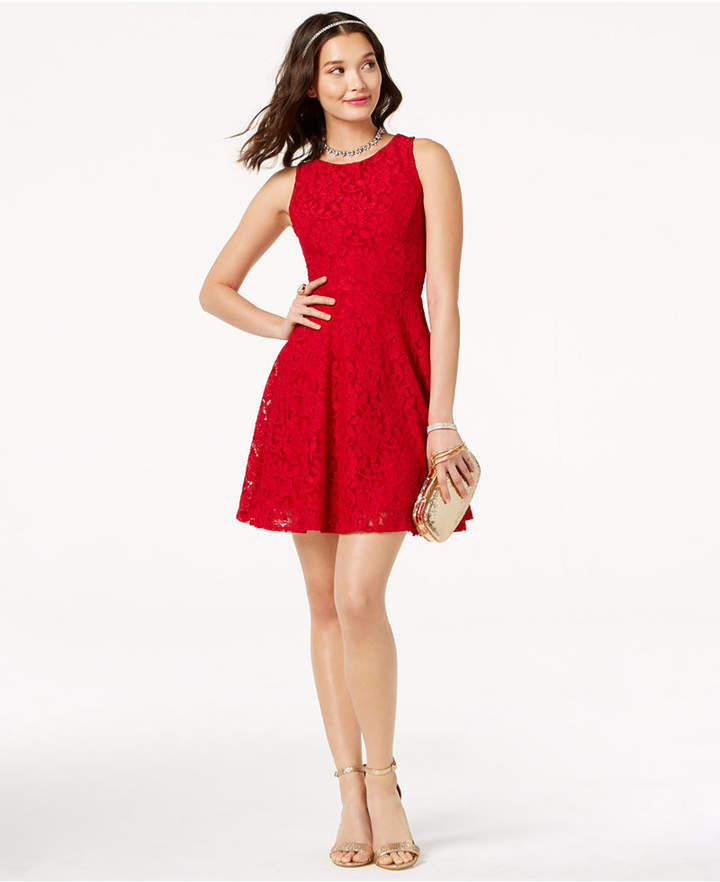 2e24f1497 Red Dresses For Juniors - ShopStyle
