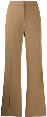 No.21 Straight-Leg Tailored Trousers