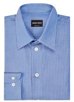 Giorgio Armani Micro Square Shirt