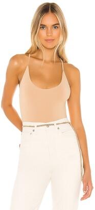 superdown Melina Cross Back Bodysuit