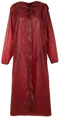 M·A·C Mara Mac long raincoat