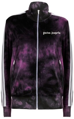 Palm Angels Tonal Chenille Track Jacket