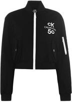 Calvin Klein 50 Logo Bomber Jacket