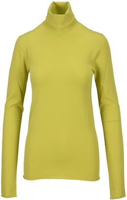 Bottega Veneta Turtleneck Long-Sleeve Top