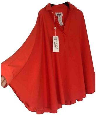 Maison Margiela Red Top for Women