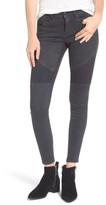Vigoss Women's Moto Skinny Jeans