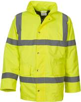 Yoko Hi Vis Classic Motorway Jacket - 2 Colours / Sml - 6XL - 6XL