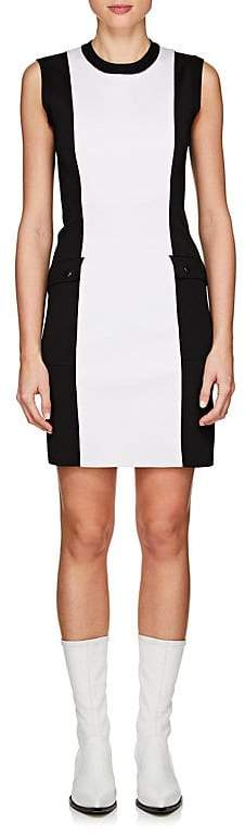 Givenchy Women's Colorblocked Compact Knit Dress