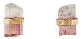 Melissa Joy Manning Stewart Mine Tourmaline Post Earring