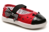 Pampili Zoo Ladybug Girls Infant & Toddler Mary Jane Flat