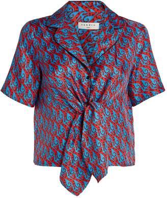 Sandro Pyjama-Style Shirt
