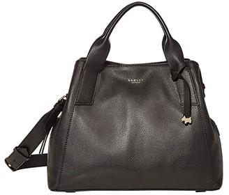 Radley London Baylis Road - Medium Grab Multiway (Black) Handbags