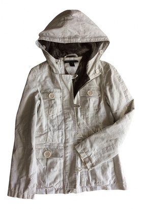 Marc Jacobs Beige Cotton Leather jackets