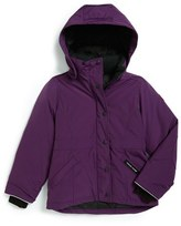 Canada Goose 'Alexandra' Down Parka (Little Girls & Big Girls)