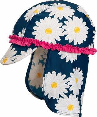 Playshoes Girls UV PRedection Bathing Marguerite Cap