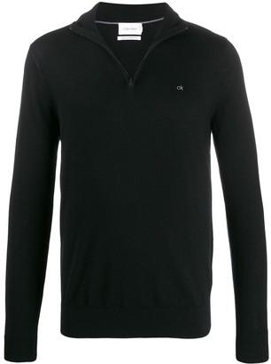 Calvin Klein slim-fit jumper