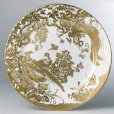 "Bloomingdale's Royal Crown Derby ""Gold Aves"" Service Plate, 12"""
