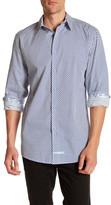 English Laundry Curlicue Long Sleeve Regular Fit Shirt