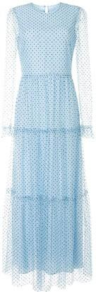 Philosophy di Lorenzo Serafini Polka Dot Tulle Dress