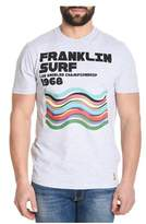 Franklin & Marshall Men's Grey Cotton T-shirt.