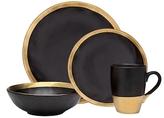 Godinger Metallic Porcelain Place Setting (4 PC)