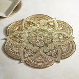 Pier 1 Imports Metallic Luxe Beaded Placemat
