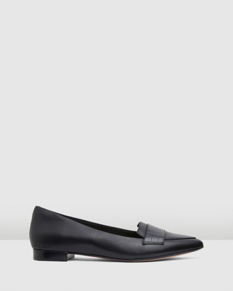 Clarks Women's Black Loafers - Laina15 Loafer - Size One Size, 3 at The Iconic
