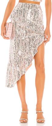 Majorelle Warren Midi Skirt