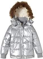 Levi's Girl's Plain or unicolor Coat