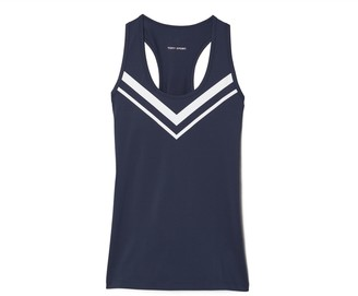 Tory Burch Performance Chevron Tank