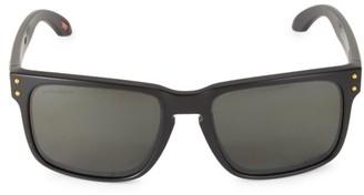 Oakley New Orleans Saints Holbrook 57MM Square Sunglasses