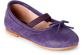 Bloch Toddler Girls) Purple Sirenetta Mary Jane Bow Flats