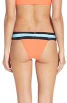 Pilyq Colorblock Bikini Bottoms