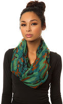 Camo *MKL Accessories The Abstract Scarf
