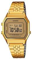 Casio la-680wga-9b – Clock with Quartz Movement, for Women, Gold