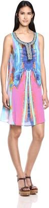 Desigual Women's Madrid Woven Sleeveless Dress