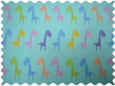 Camilla And Marc SheetWorld Horses Fabric - By The Yard - 101.6 cm (44 inches)