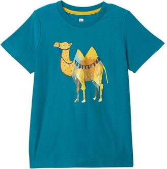 Tea Collection Saddle Up Camel Tee