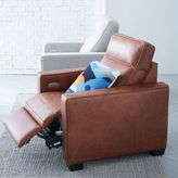 Henry® Leather Power Recliner Chair - Tobacco