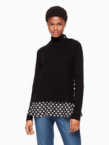 Kate Spade Polka dot sweater