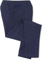 Ralph Lauren Polka-Dot Stretch Legging