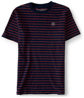 Aeropostale Mens A87 Ny Thin Stripe Tee Shirt